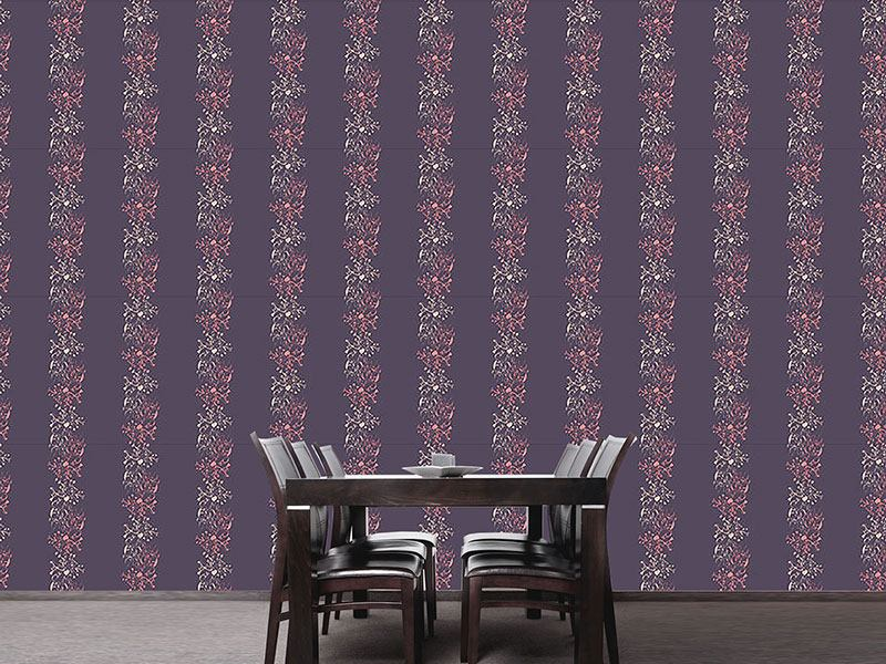 Pattern Wallpaper Late Bloomers