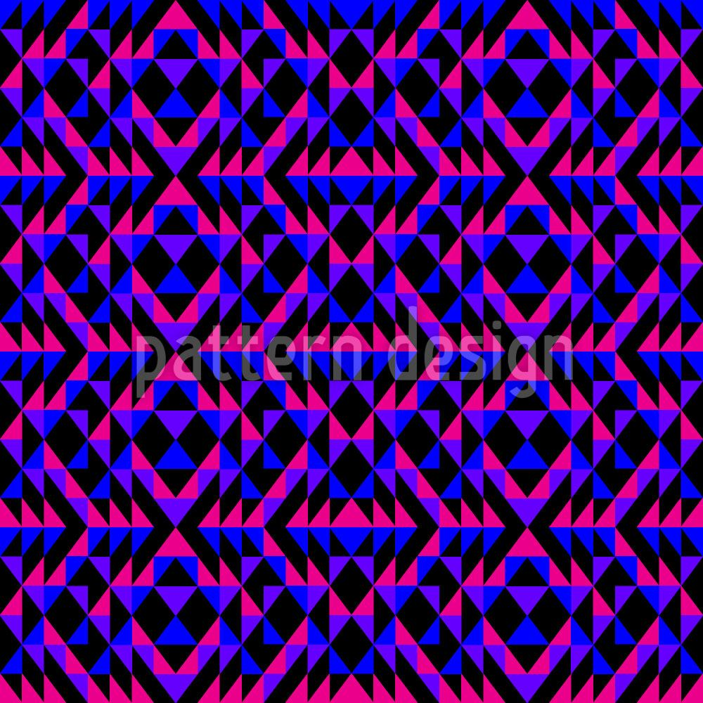 Pattern Wallpaper Ultra Geo Symmetry