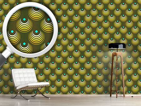 Pattern Wallpaper Topping Dreams