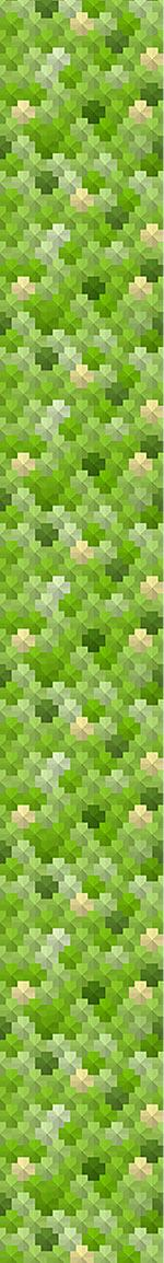Pattern Wallpaper Pentagon pixels In the grass