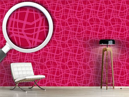 Pattern Wallpaper Lines Tangle