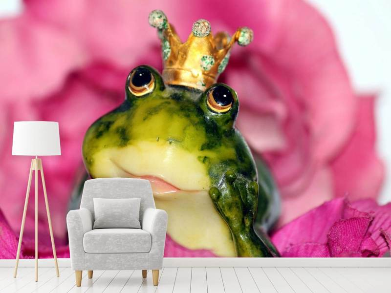 Fototapet The Frog Prince