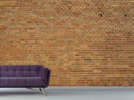Fototapet Brick Background