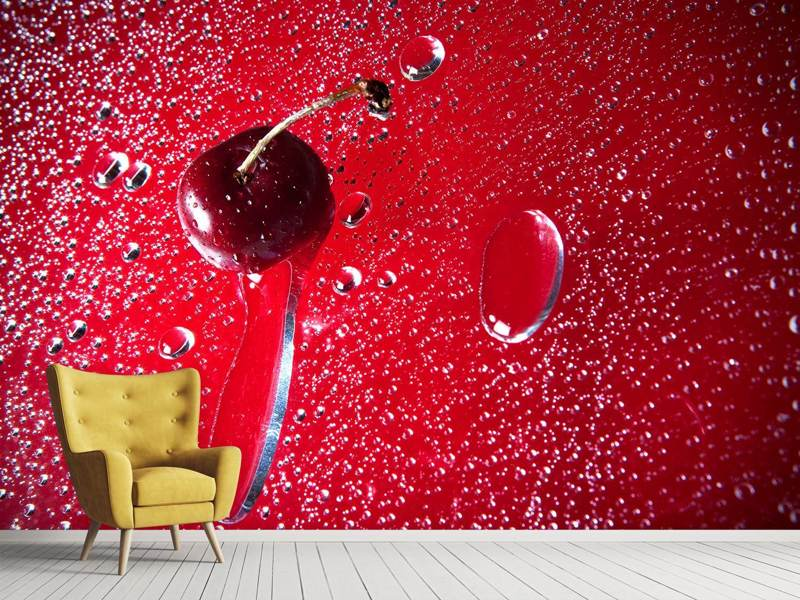 Photo Wallpaper Photo Waallpaper The Cherry
