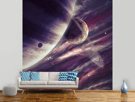 Photo Wallpaper Space Travel