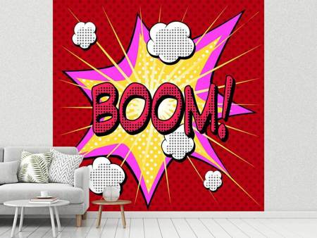 Fototapet Pop Art Boom